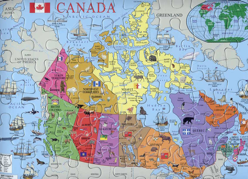 Learn Smart Canada Map Smart Toys Canada Map ~ CINEMERGENTE